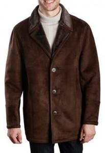 Mens-Faux-Shearling-Top-Coat