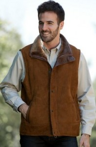 Mens-Maple-Shearling-Sheepskin-Vest